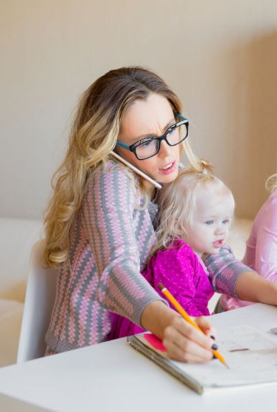 Check out these tips if you are working from home with kids in the house